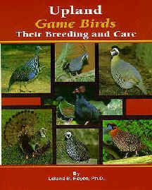 Upland Gamebirds - Their Breeding and Care